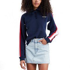 Women's Levi's® Sport Crop Hoodie