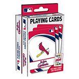 St. Louis Cardinals Playing Cards
