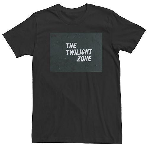 Men's Twilight Zone Distressed Tee