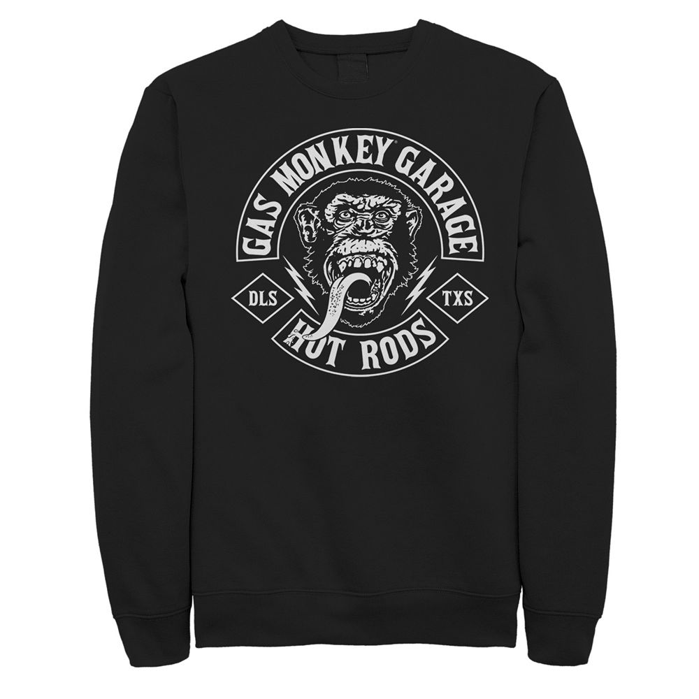Men's Gas Monkey Rumblers Fleece