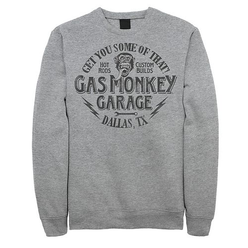 Men's Gas Monkey Fleece