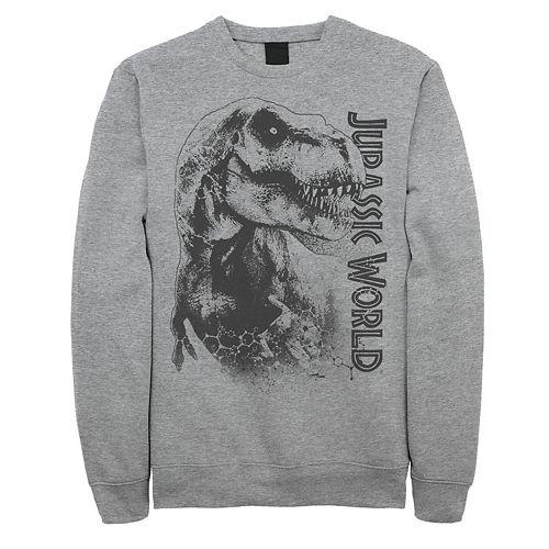 Men's Jurassic World Da Man Fleece