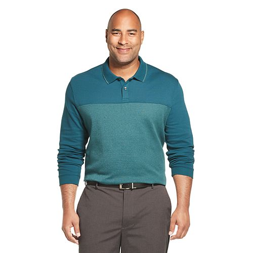 Big & Tall Van Heusen Flex Polo Shirt