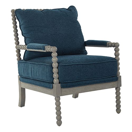 OSP Home Furnishings Abbot Accent Chair
