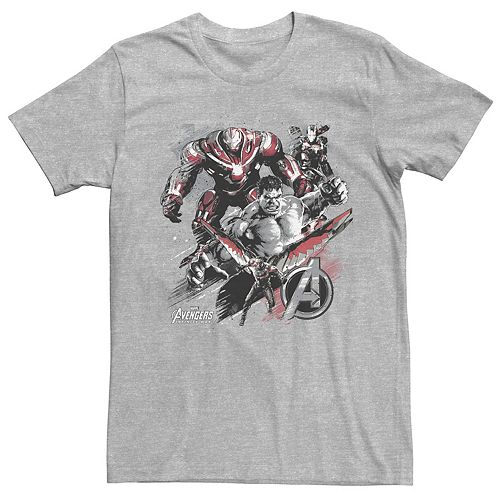 Men's Avengers: Infinity War Distressed Tee