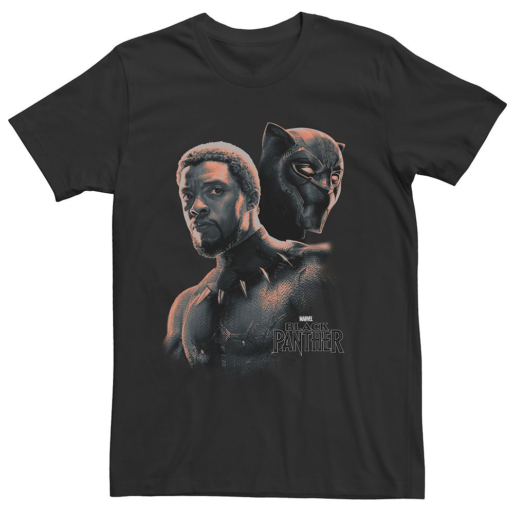 Men's Black Panther T'Challa Tee