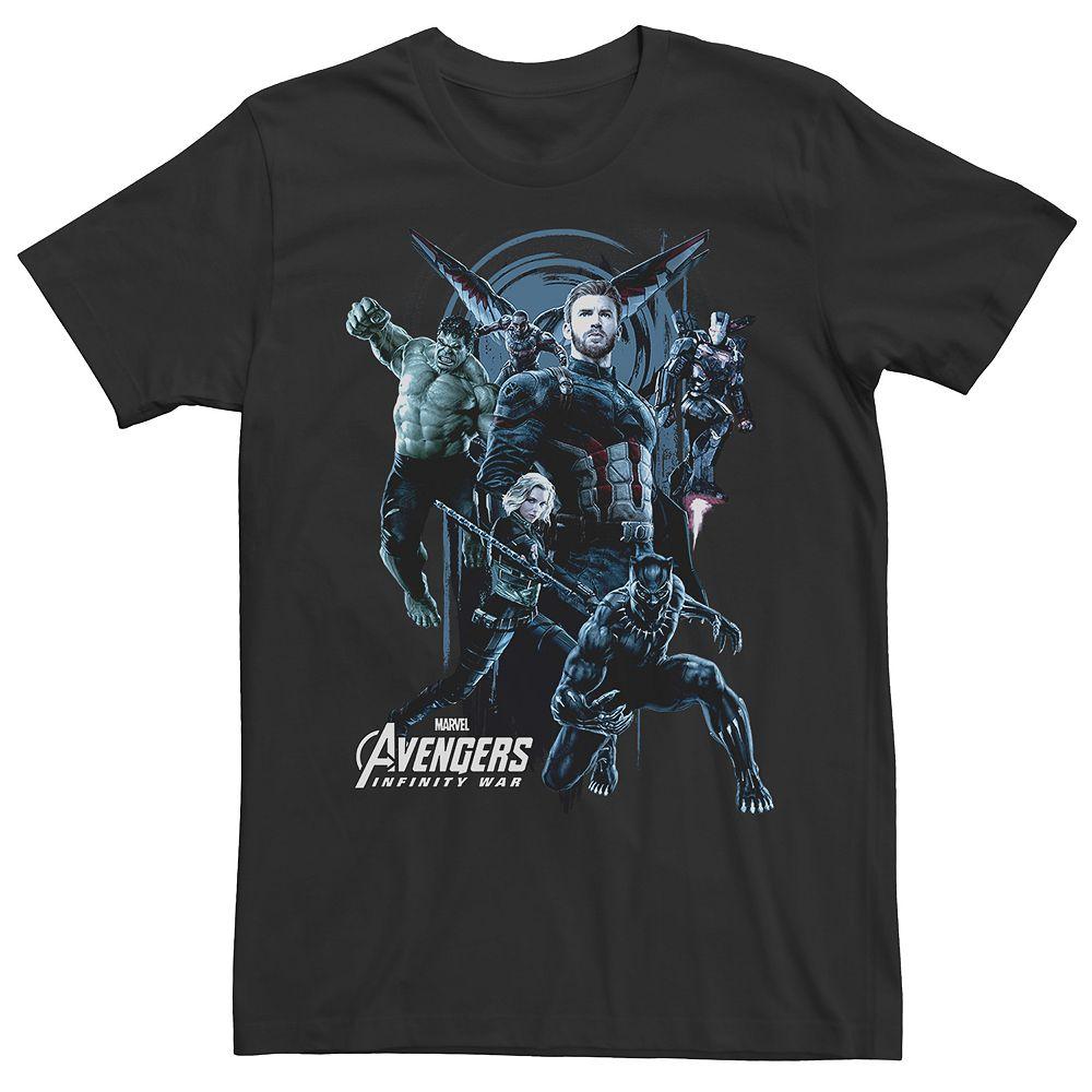 Men's Avengers: Infinity War A Team Tee