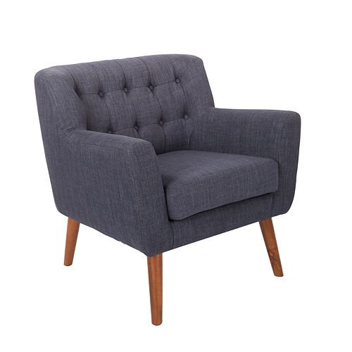 OSP Home Furnishings Mill Lane Accent Chair