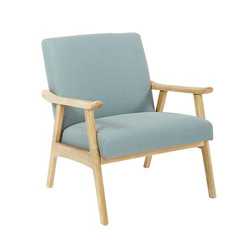 OSP Home Furnishings Weldon Accent Chair