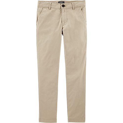 Boys 4-8 OshKosh B'gosh® School Uniform Chino Pants