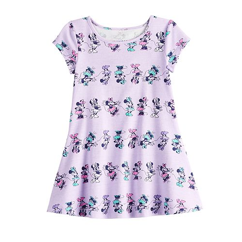 Disney's Minnie Mouse Toddler Girl Graphic Skater Dress by Jumping Beans®