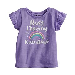 f33fd247 Girls Purple T-Shirts Kids Tops, Clothing | Kohl's
