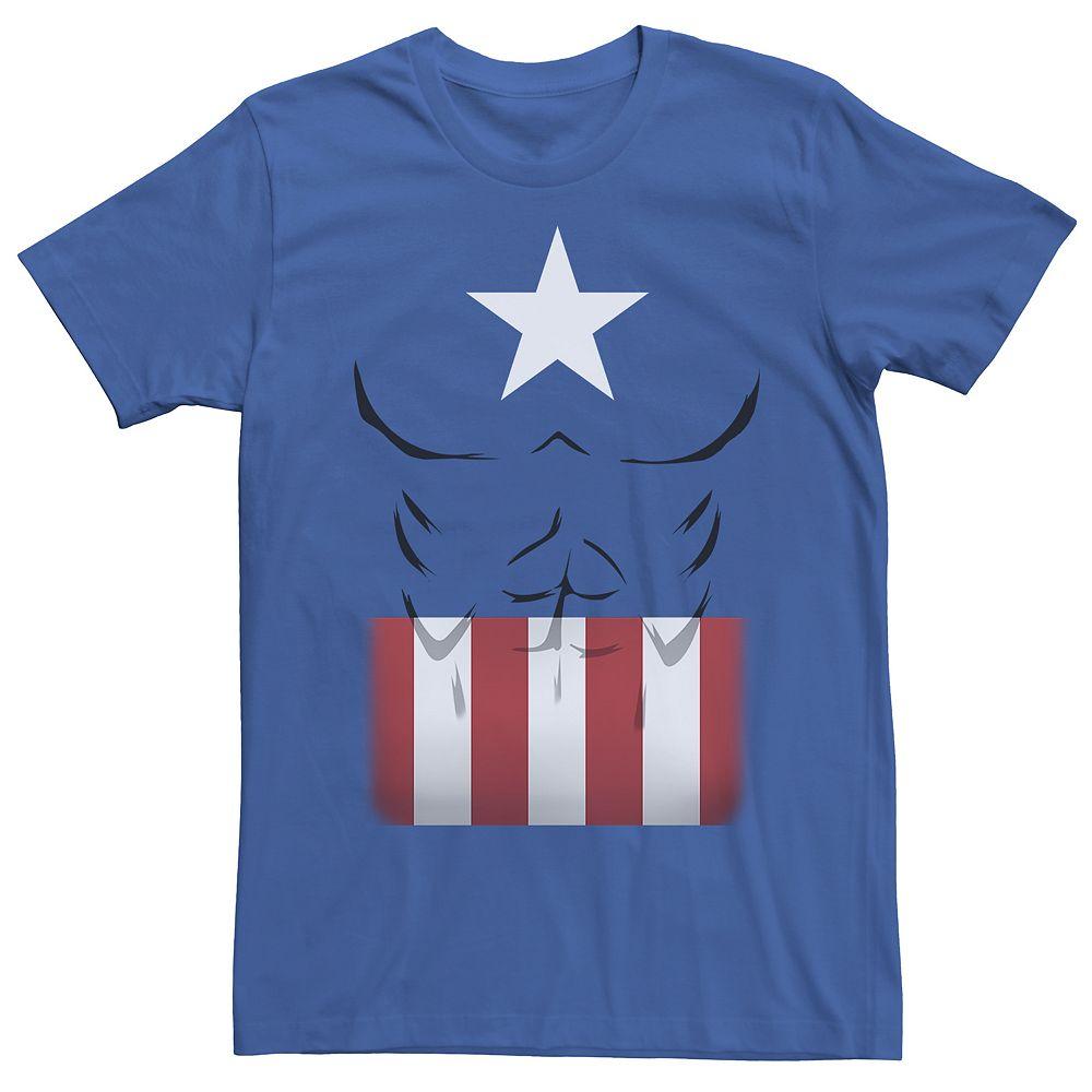 Men's Captain America Suit Tee