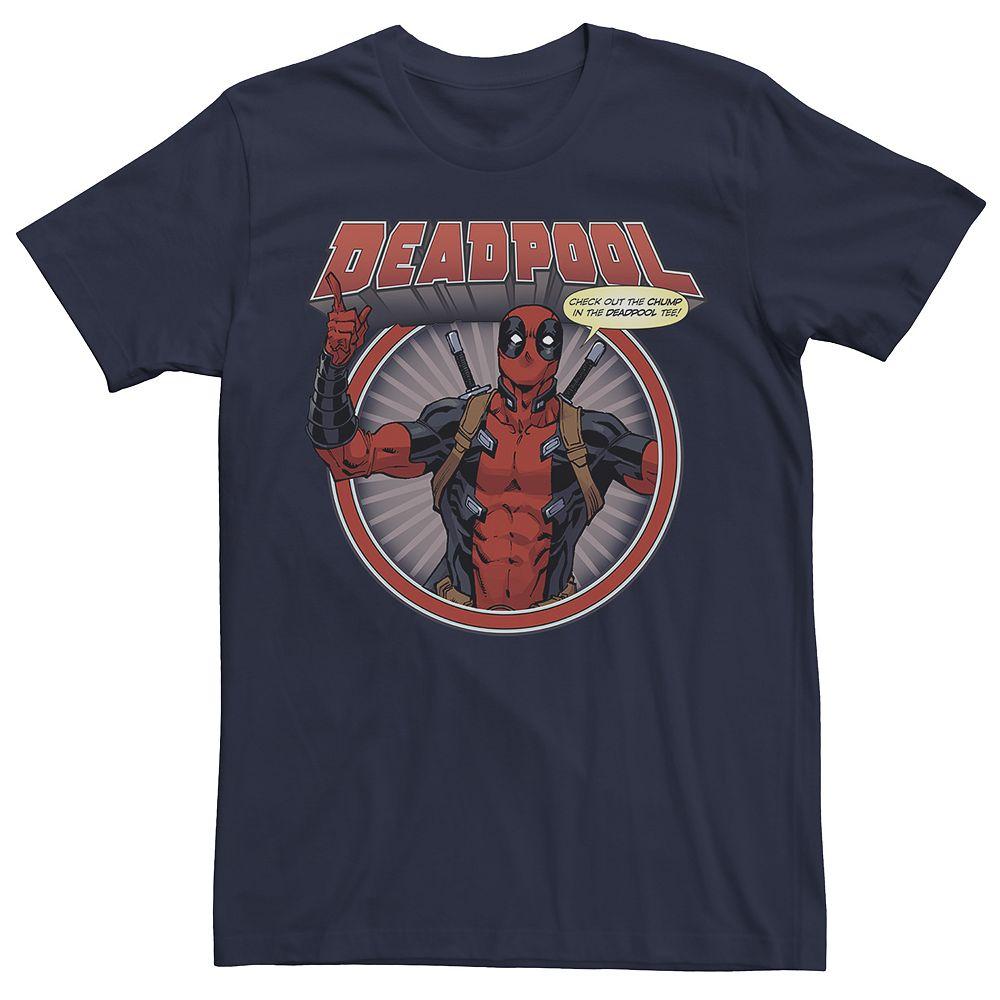 Men's Deadpool Tee