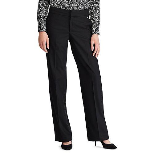 Women's Chaps Weekday Ready Wide-Leg Pants