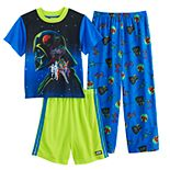 Boys 6-12 Star Wars Empire Recruits 3-piece Pajama Set