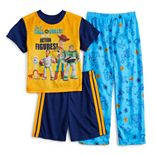 Boys 4-10 Disney/Pixar Toy Story 4 3-Piece Pajama Set