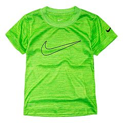Toddler Boy Nike Logo Dri-FIT Active Tee