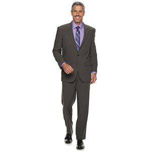 Men's Croft & Barrow® Classic-Fit Flat Front Stretch Suit