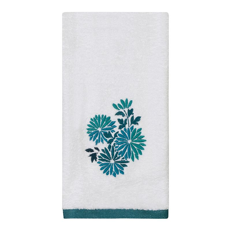 Creative Bath Ming Hand Towel, Blue