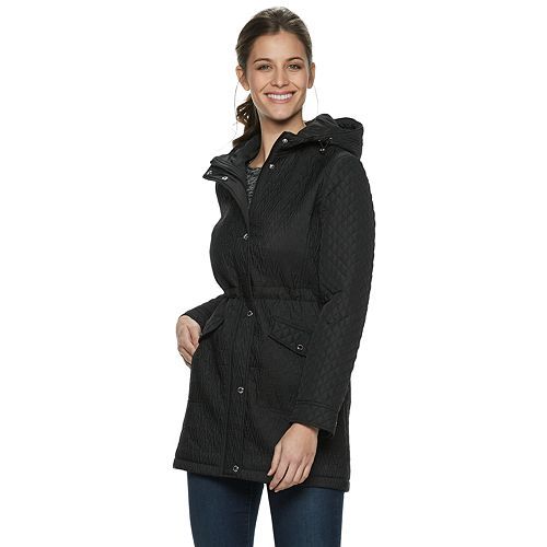 Women's Weathercast Hooded Anorak Jacket