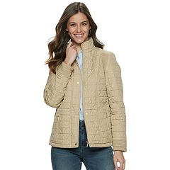 Women's Weathercast Multi Quilted Shaped Jacket