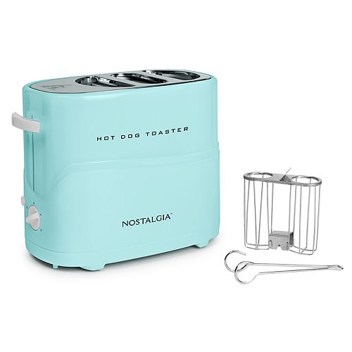 Nostalgia Electrics 2-Slot Hot Dog Toaster
