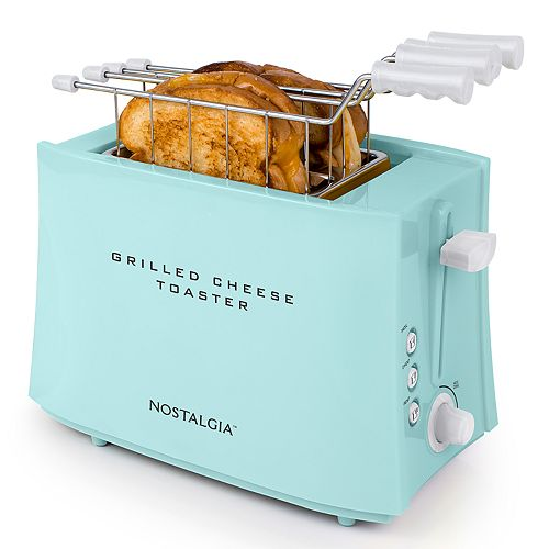 Nostalgia Electrics Grilled Cheese Sandwich Toaster by Nostalgia Electrics
