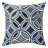 HFI Motion Blue Pillow