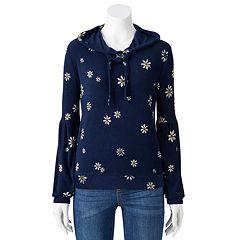 Women's LC Lauren Conrad Hooded Sweatshirt