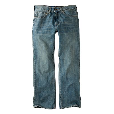 Urban Pipeline Relaxed Straight Jeans