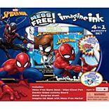 Marvel Spider-Man Mess Free Imagine Ink Activity Set