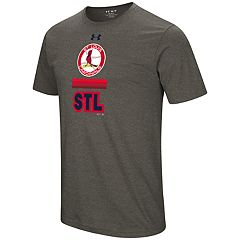 4b017403b2 Men s Under Armour St. Louis Cardinals Retro Lockup Graphic Tee
