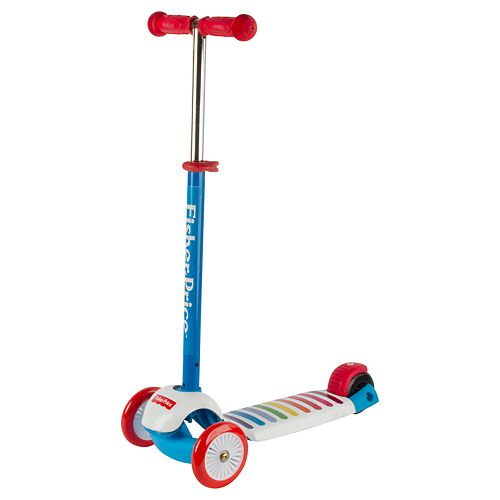Fisher-Price Xylophone Light & Sound Toy Scooter