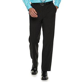 Men's Croft & Barrow® True Comfort Classic-Fit Stretch Flat-Front Suit Pants