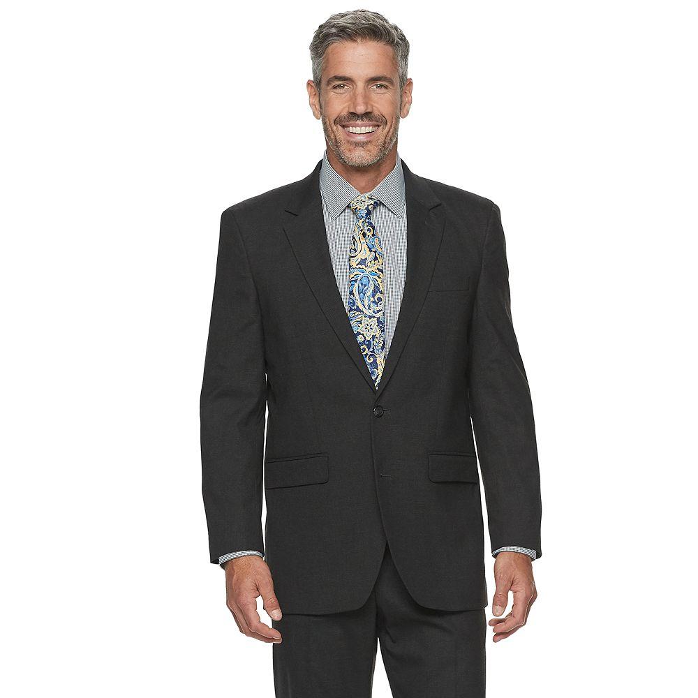 Men's Croft & Barrow® True-Comfort Classic-Fit Stretch Suit Jacket