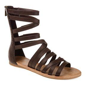 Journee Collection Donna Women's Gladiator Sandals