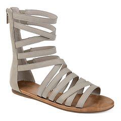68cb9ac5e7a Journee Collection Donna Women s Gladiator Sandals