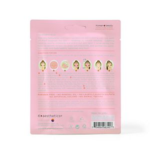 Earth Therapeutics Calming Pink Clay Face Mask