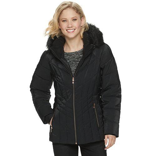 Women's ZeroXposur Shimmer Heavyweight Quilted Puffer Jacket