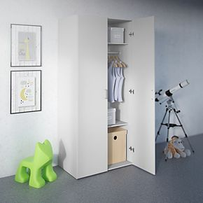 Tvilum Wardrobe with 2 Doors