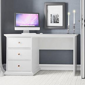 Tvilum 3 Drawer Desk