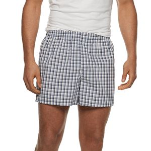 Men's Hanes Ultimate 3-pack Stretch Woven Boxers