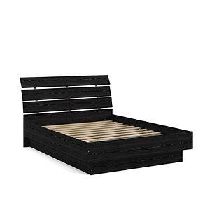 Tvilum Queen Bed with Slats