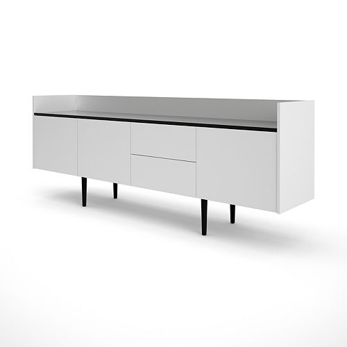 Tvilum 2 Drawer and 3 Door Sideboard