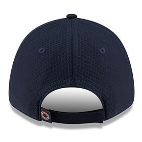 Youth New Era Chicago Bears 9FORTY Logo Crop Adjustable Cap