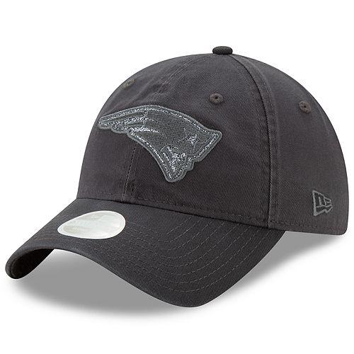 Women's New Era New England Patriots 9TWENTY Glisten Adjustable Cap