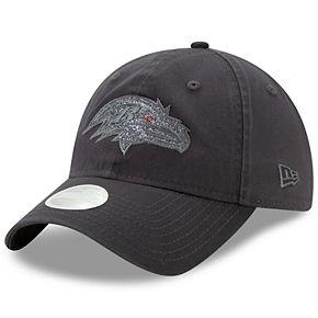 Women's New Era Baltimore Ravens 9TWENTY Glisten Adjustable Cap