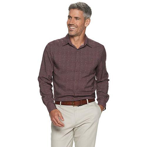 Men's Batik Bay Long Sleeve Button-Down Shirt