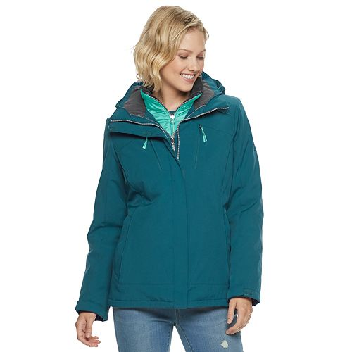 Women S Zeroxposur Trish 4 Way Stretch 3 In 1 Systems Jacket